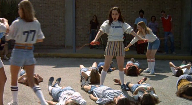 dazed and confused richard linklater parker posey