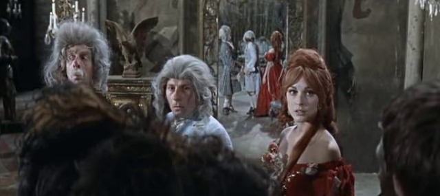 the fearless vampire killers Roman Polanski, Sharon Tate