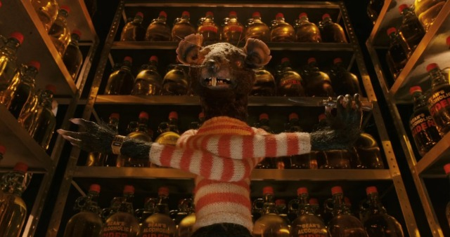 fantastic mr fox wes anderson stop-motion rat