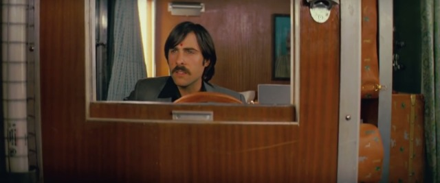 the darjeeling limited wes anderson jason schwartzman train