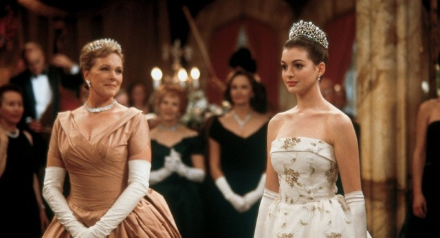 the princess diaries anne hathaway