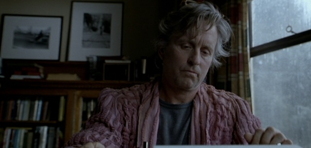 wonder boys michael douglas novelist typewriter