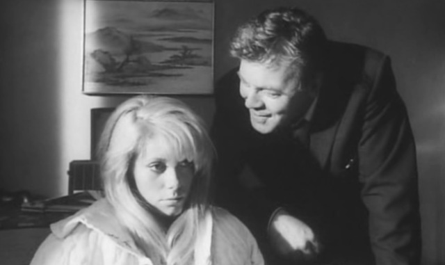 repulsion Catherine Deneuve roman polanski horror 2