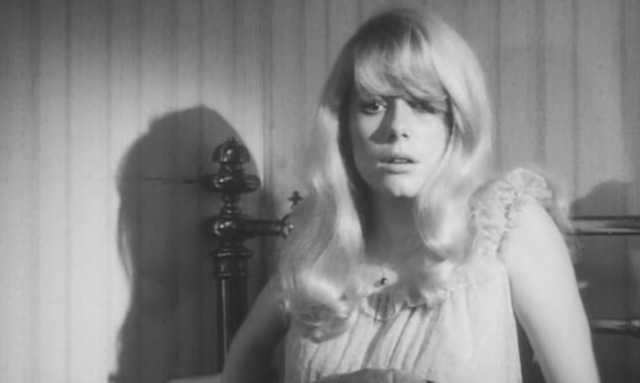 repulsion Catherine Deneuve roman polanski horror