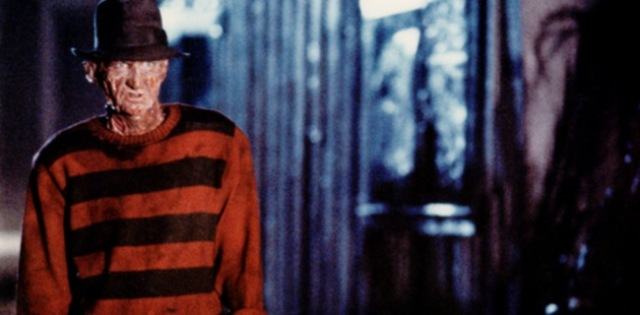 a nightmare on elm street wes craven Robert Englund Freddy Krueger