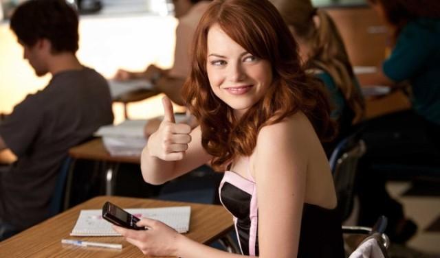 Emma Stone as