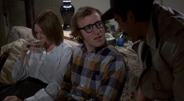 1972 play it again sam woody allen diane keaton humphrey bogart play film