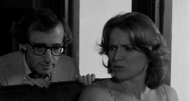 1980 stardust memories woody allen Marie-Christine Barrault train fellini