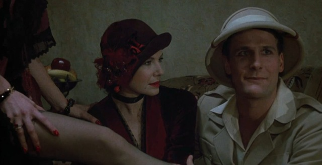 1985 the purple rose of cairo woody allen jeff daniels deborah rush brothel hooker prostitute