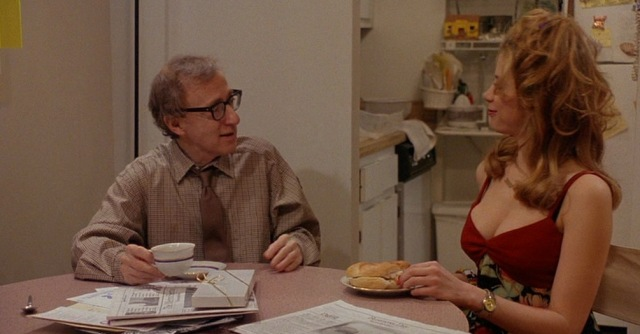 1995 mighty aphrodite mira sorvino woody allen prostitute