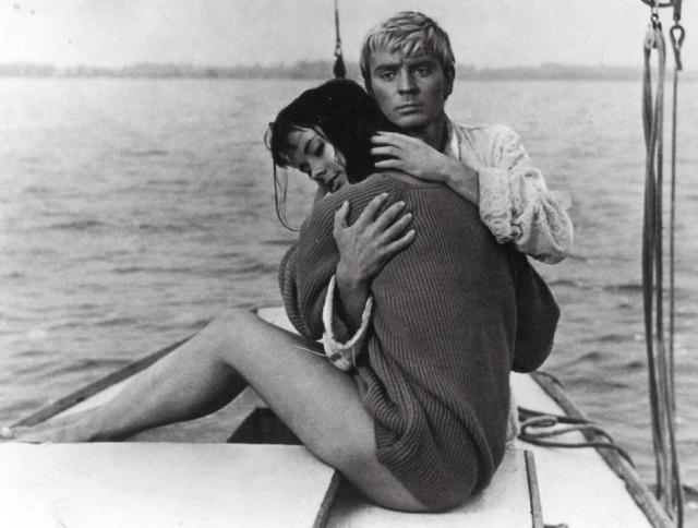 knife in the water 1962 roman polanski