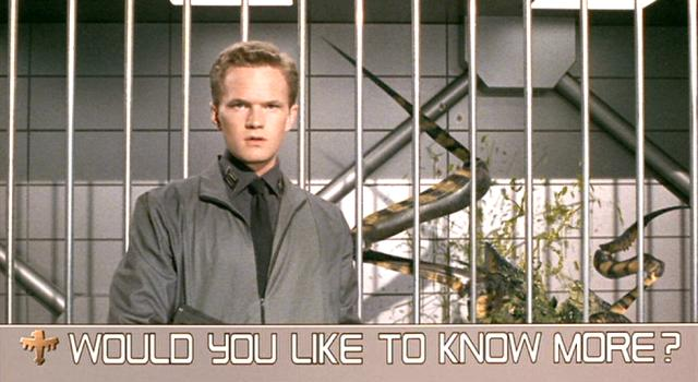 starship troopers nph