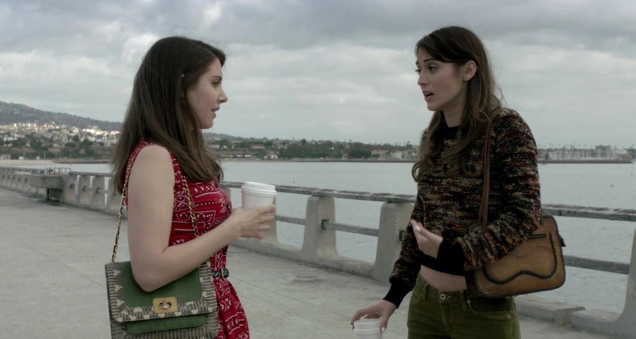 Lizzy caplan alison brie save the date 02 6