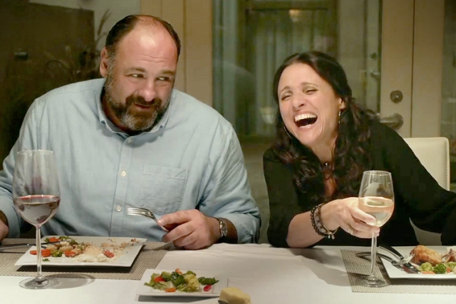 enough said james gandolfini nicole holofcener julia louis dreyfuss