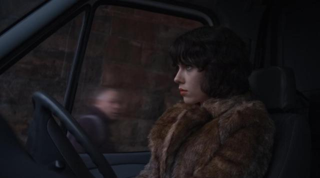 Under the Skin Scarlett Johansson Jonathan Glazer alien Scotland