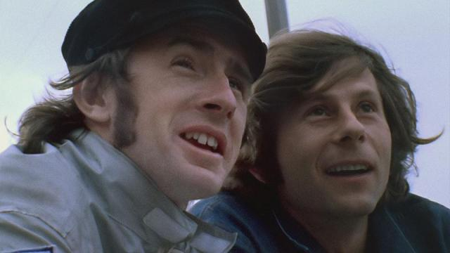 weekend of a champion jackie stewart roman polanski