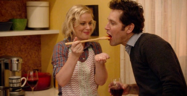 they came together paul rudd amy poehler david wain kitchen