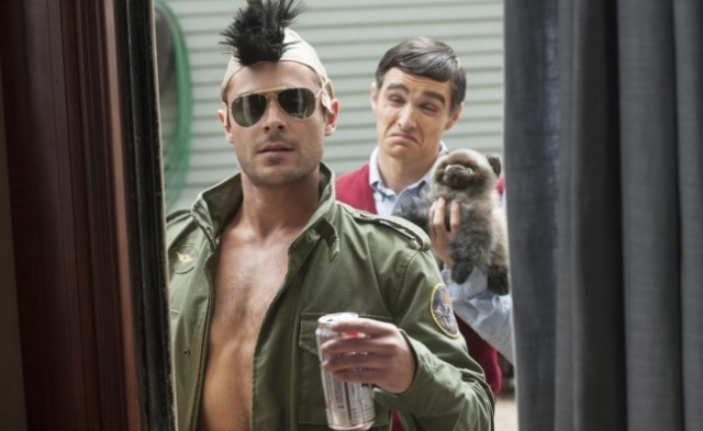 bad neighbours zac efron robert de niro dave franco