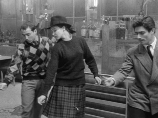 bande a part band of outsiders jean-luc godard anna karina 1