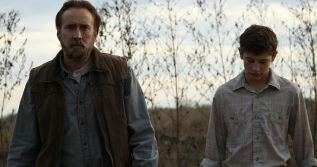 joe david gordon green nicolas cage tye sheridan