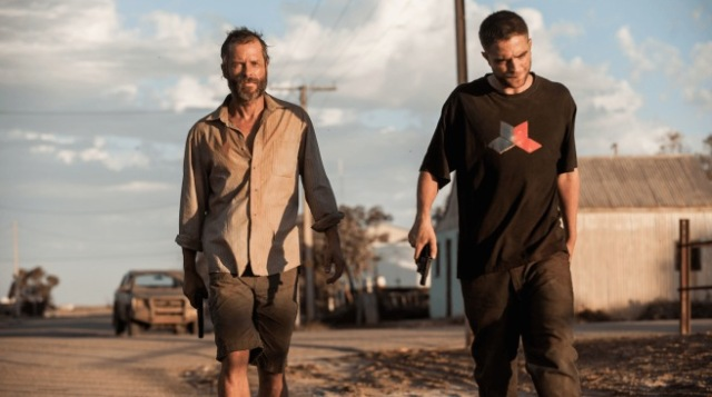the rover david michod robert pattinson
