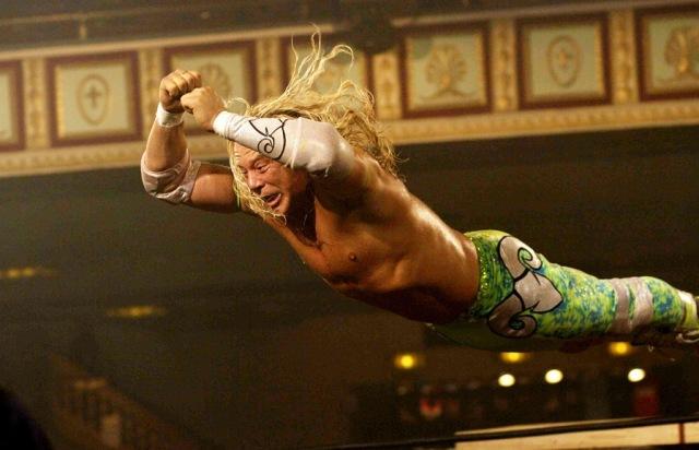 the wrestler aronofsky mickey rourke
