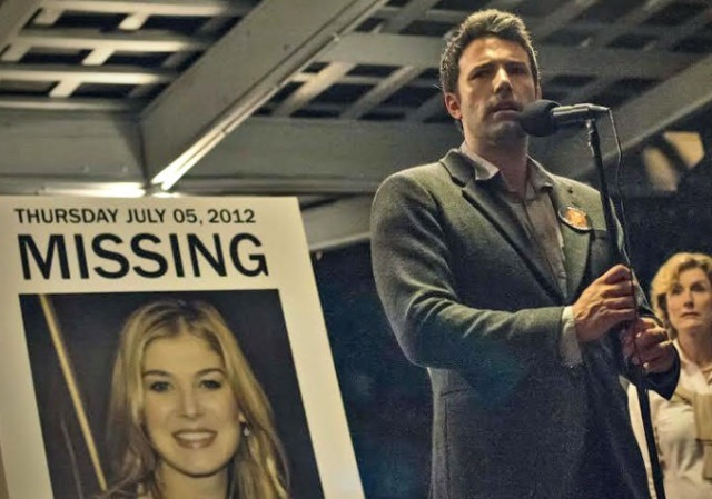 gone girl david fincher ben affleck