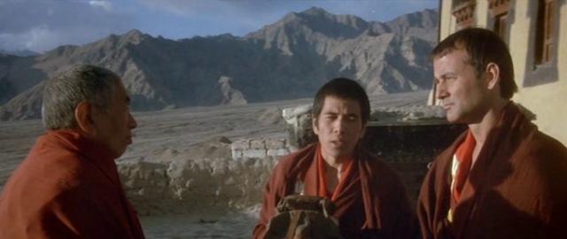 the razor's edge bill murray monk