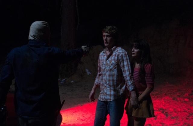 town that dreaded sundown 2014 remake Addison Timlin