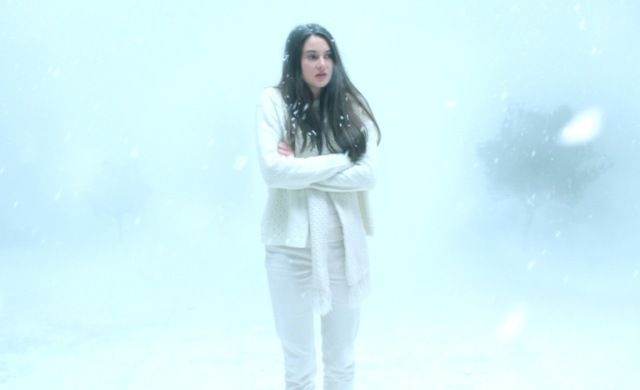 white bird in a blizzard Gregg Araki shailene woodley