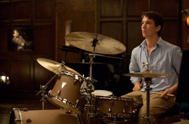 whiplash miles teller damien chazelle drums