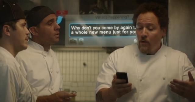 chef jon favreau twitter social media