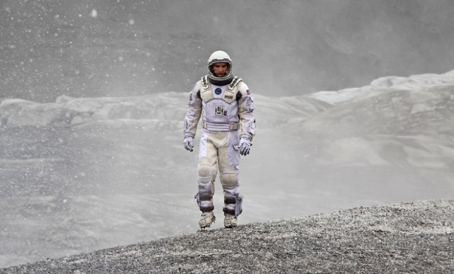 interstellar chris nolan matthew mcconaughey