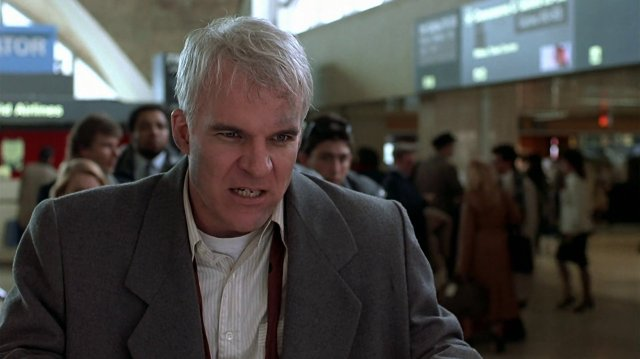 planes trains and automobiles steve martin airport john hughes