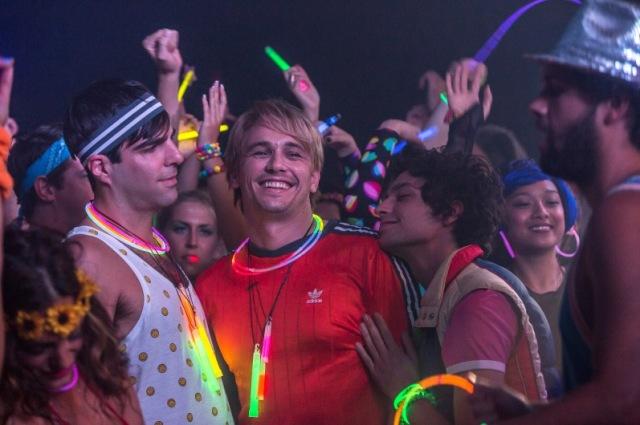 i am michael james franco Zachary Quinto gay disco
