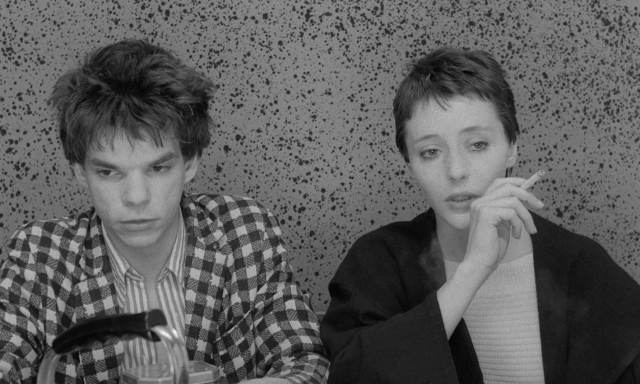 boy meets girl leos carax Mireille Perrier denis lavant