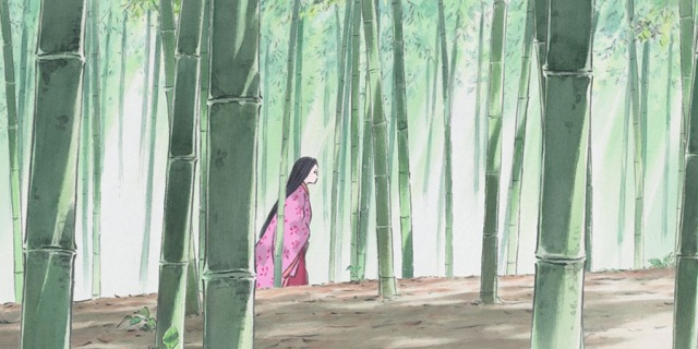 the tale of the princess kaguya moon studio ghibli