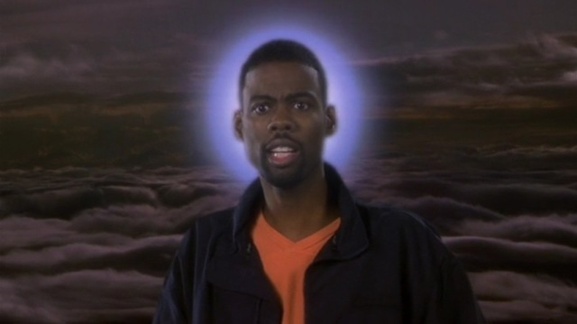 down to earth chris rock angel