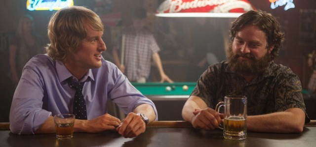 are you here matt weiner owen wilson zach galifianakis