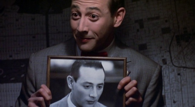 pee-wee herman's big adventure paul reubens tim burton
