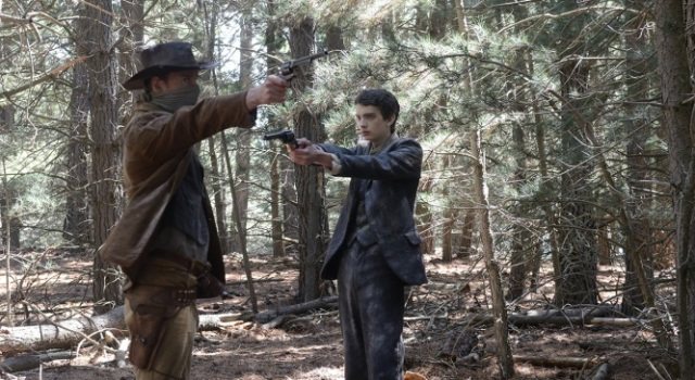 slow west Kodi Smit-McPhee Michael Fassbender beta band western