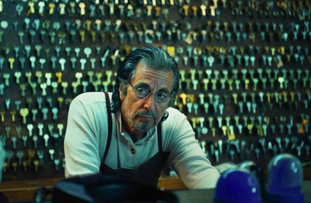 manglehorn david gordon green al pacino