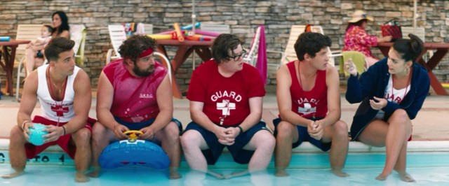 staten island summer Graham Phillips, Zack Pearlman, John DeLuca, Cecily Strong, Bobby Monynihan