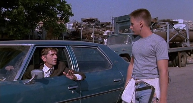 repo man 1984 emilio estevez alex cox harry dean stanton car