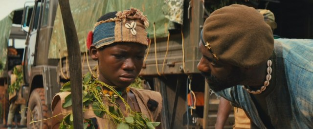 beasts of no nation idris elba cara fukunaga Abraham Attah