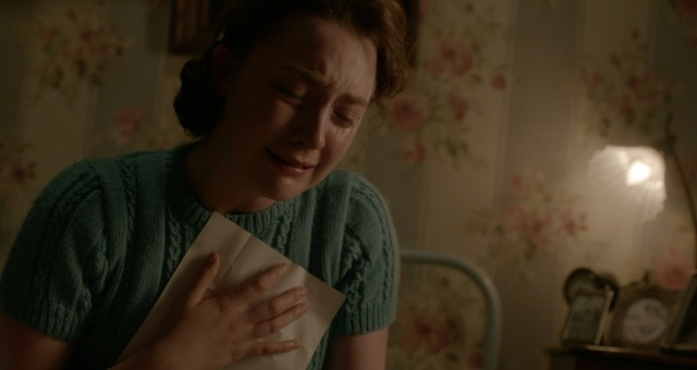 brooklyn saoirse ronan John Crowley