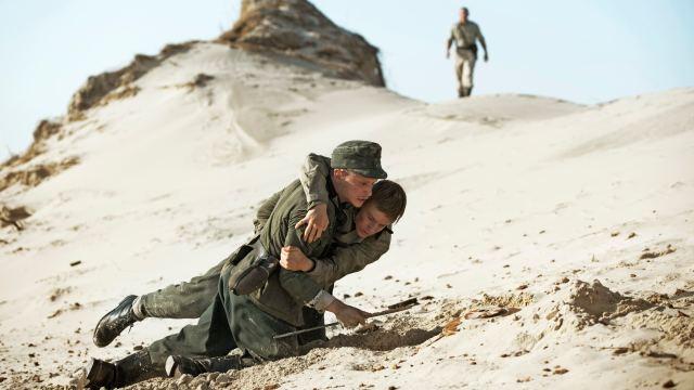 land of mine Under Sandet Martin Zandvliet