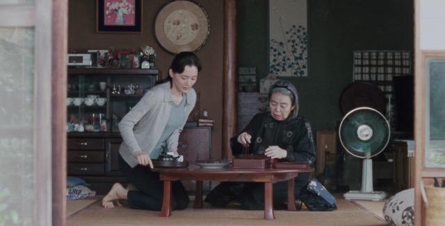 our little sister Umimachi Diary Hirokazu Kore-Eda Ayase Haraku, Nagasawa Masami, Kaho