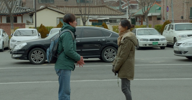 Right Now, Wrong Then Jigeumeun matgo geuttaeneun teullida Hong Sang-soo Jung Jae-young, Kim Min-hee
