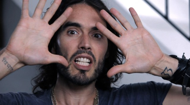 russell brand a second coming documentary